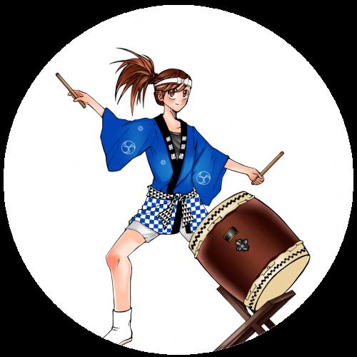 Wadaiko Naname